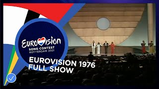 Eurovision Song Contest 1976 - Full Show HQ