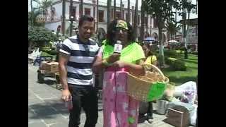 La Tía Justa VIP y El Choko de vísita en Coscomatepec Veracruz
