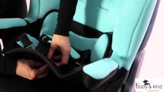 autostoeltje I- Max groep 123 - installatie film bij gebruik zonder tuigje