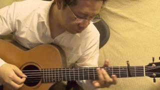 涙そうそう (acoustic guitar solo)