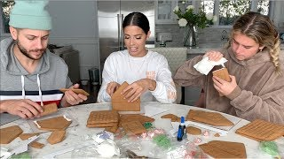 Download ginger bread house challenge Mp3 and Videos