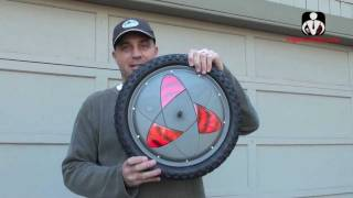 Training Wheels without Training Wheels - Overview of the Gyrowheel by Gyrobike