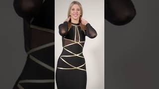 VESTIDO ELEGANCE video