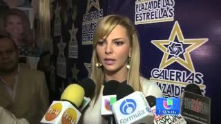 Marjorie de Sousa explicó la situación de sus padres en Venezuela