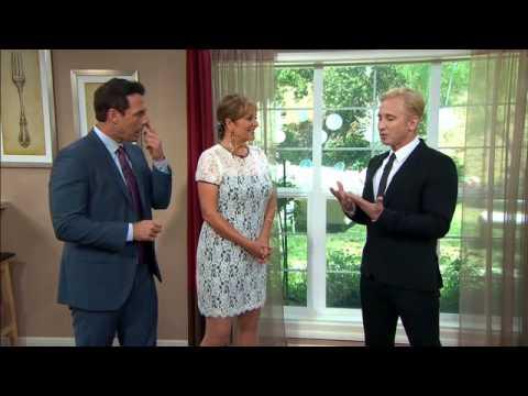 Hallmark Channel - Home & Family - Wedding Fashion - David Meister