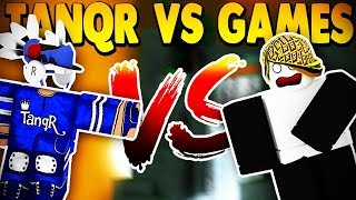 TANQR VS GAMESREBORN | Super Power Training Simulator (ROBLOX)