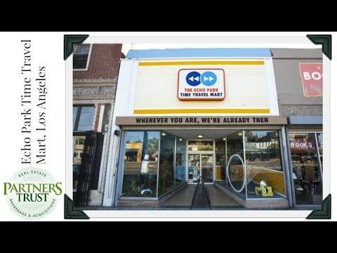 Los Angeles Lifesytle: Echo Park Time Travel Mart | LA Shopping | Partners Trust