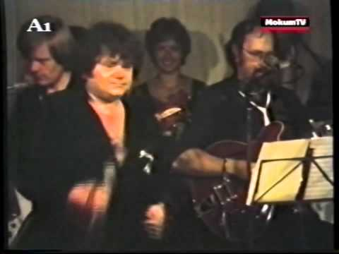 1981 Andre Hazes optreden in de Toy Shop Discotheek Amsterdam