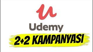 UDEMY 2+2 KAMPANYASI