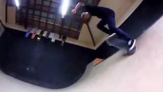 Marretada com os Skatistas Marcio Tarobinha x John Alvarez