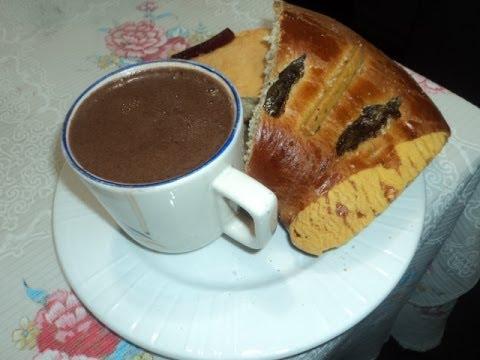 Receta De Bebida De Chocolate Chocolate En Agua Lasdeliciasdelupita