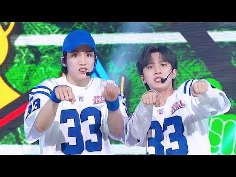 PENTAGON - Humph!ㅣ펜타곤 - 접근금지 [SBS Inkigayo Ep 1014]