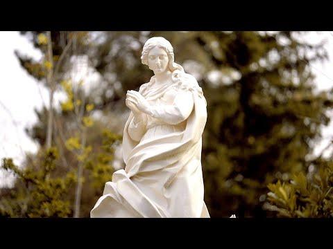 La imagen de la Inmaculada que va a dar la vuelta a España.