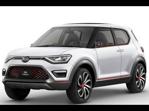 Daihatsu Bawa DN Trec Buat Lawan Mobil Suzuki Ignis 2018 ...
