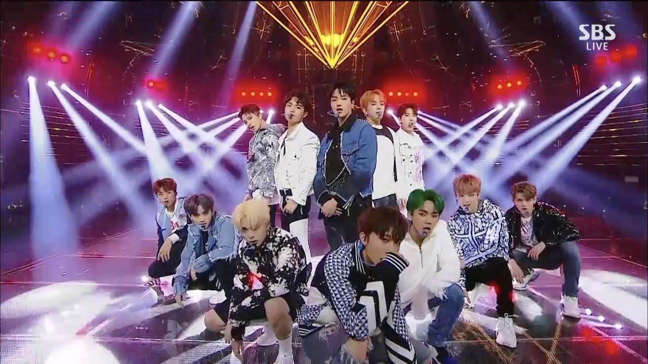 TREASURE – 'BOY' 0816 SBS Inkigayo