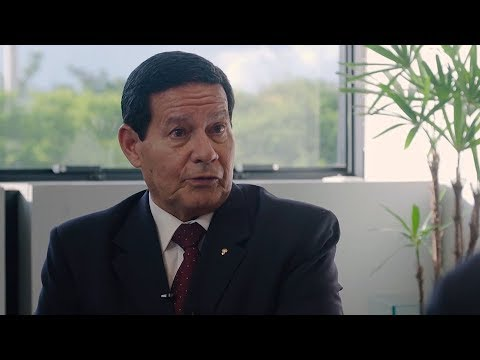 Brazil's Vice President-elect discusses the future of Brazil