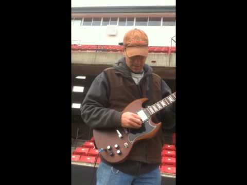 scott huler auditions national anthem at five county stadium