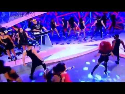 Anitta Canta Blá Blá Blá no Programa da Sabrina