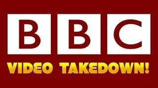 BBC Takes Legal Action Against Us