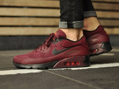 AIR MAX 90 ULTRA SE 'NIGHT MAROON'(845039 600) | PoLolife