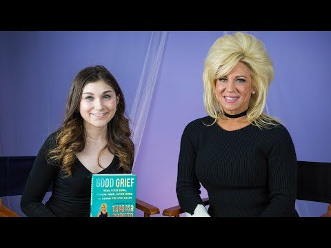 Theresa Caputo On Her New Book Good Grief, And The Importance Of Grieving Loved Ones