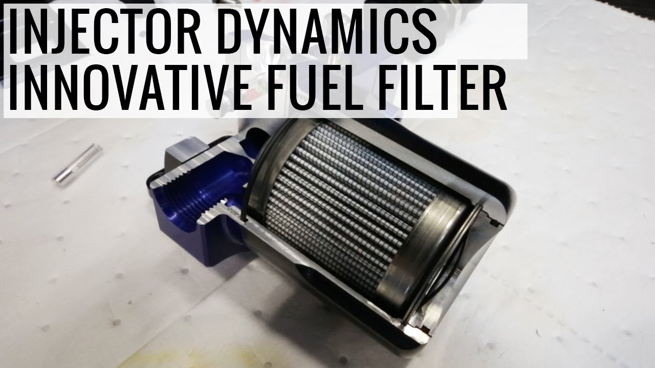 A New Generation of Fuel Filter from Injector Dynamics