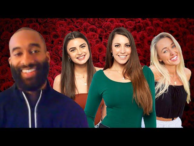 Bachelor Matt James Addresses Rachael's Social Media CONTROVERSY & Victoria's Exit