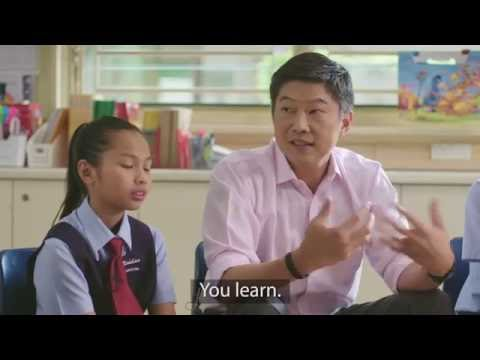 Kids Talk with Minister: Let's talk about the PSLE