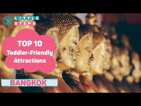 Top 10 Fun Things To Do With Kids In Bangkok