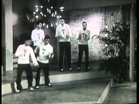 Frankie Lymon and The Teenagers- Baby, Baby and I'm not a juvenile delinquent