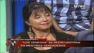"""Carolina Marzán, la """"Paolita"""", y el """"Compadre Moncho"""" relatan anécdotas de la serie"""