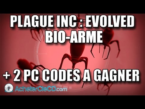 DESTROY EVERYTHING - Plague Inc : Bio Arme + Giveaway