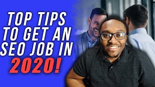 Top 2 Secret Tips To Get An SEO Job