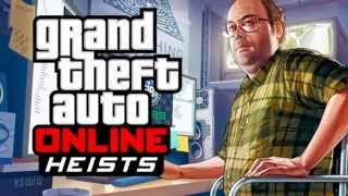 GTA Online - Heists on March 10th - New Modes, Vehicles, Clothes, Weapons,& Missions to ALL Systems!