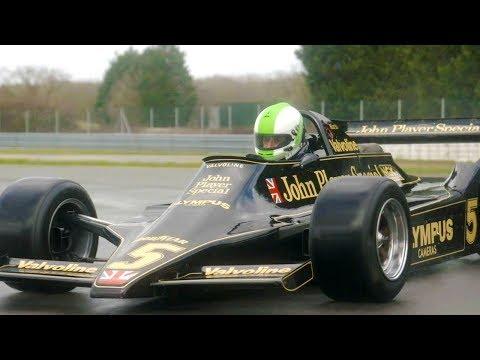 Chris Harris On The Lotus 79 | Top Gear: Series 27