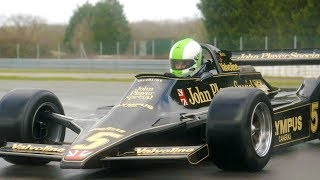 Chris Harris On The Lotus 79 | Top Gear: Series 27