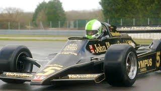 Chris Harris On The Lotus 79   Top Gear: Series 27