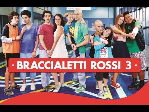 Braccialetti Rossi 3 tutti i protagonisti e le new entry