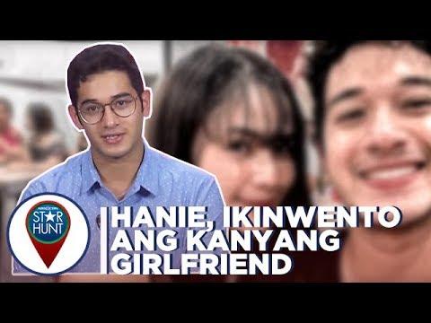 Camp Star Hunt: Hanie, nagkwento tungkol sa kanyang girlfriend