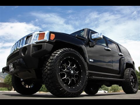 2006 Hummer H3 Adventure 4x4 3.5L Vortec LIFT 20in Wheels - Autos Inc