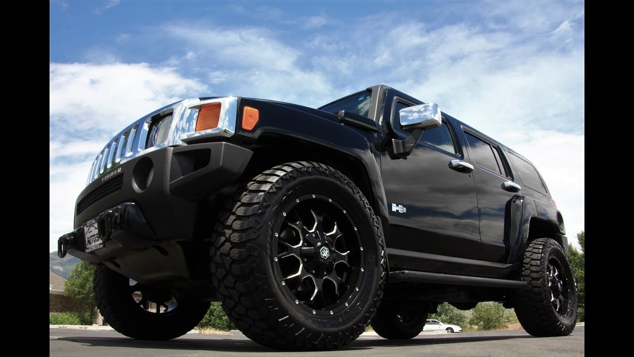 2006 hummer h3 adventure 4x4 35l vortec lift 20in wheels autos 2006 hummer h3 adventure 4x4 35l vortec lift 20in wheels autos inc vanachro Image collections