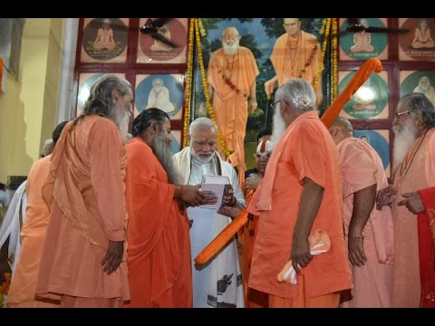 PM Modi's speech at Gorakhnath Temple in Gorakhpur, Uttar Pradesh