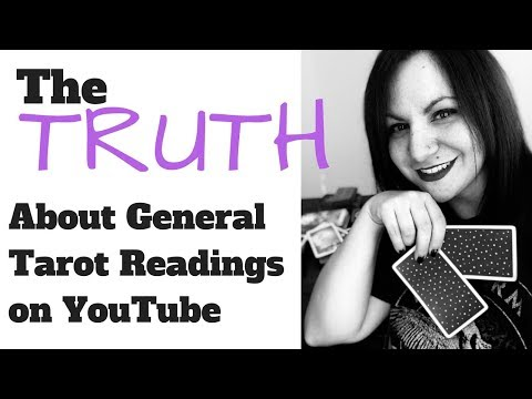 The TRUTH About Tarot Readings On YouTube In 2019