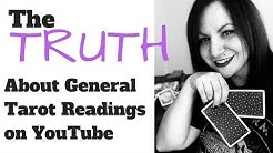 The TRUTH About Tarot Readings on YouTube