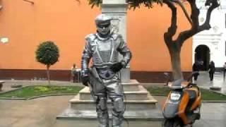 EL MEJOR SHOW DE ROBOTIN EN TRUJILLO - PERÚ