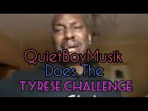 QuietBoyMusik Does The Tyrese Crying Challenge NYPD CORRUPTION / ENTRAPMENT