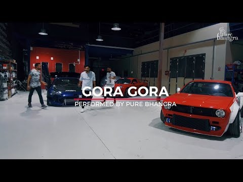 Pure Bhangra - Gora Gora by Punjabi MC | Manpreet, Jas & Akhil |