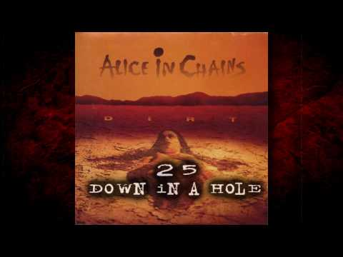 Alice In Chains Top 30