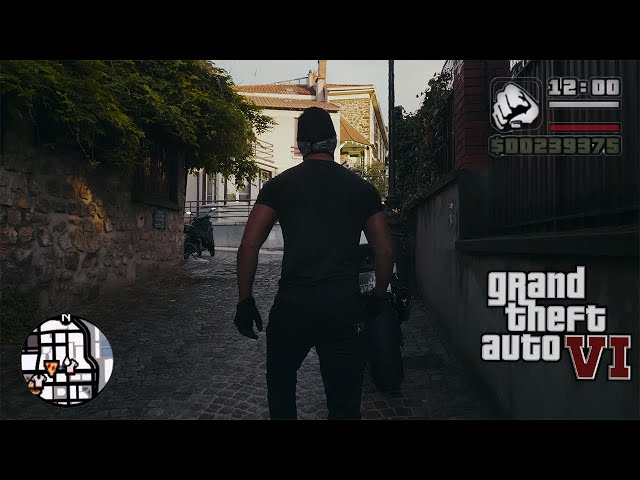 MA NOUVELLE MOTO !! GTA VI TRAILER 4K !