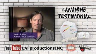 Laminine Testimonial - Kevin Sorbo Thumbnail
